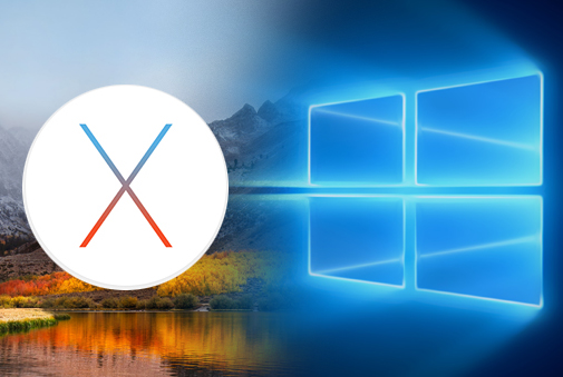 macOS High Sierra/Windows 10